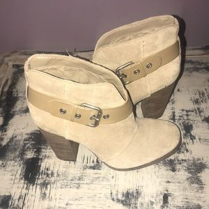 Shoes - Jessica Simpson Booties. Size 7